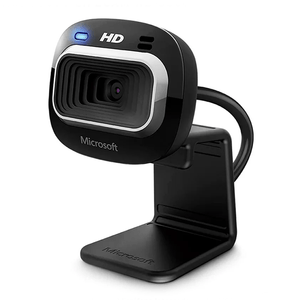 Cámara Web Microsoft LifeCam HD- 3000 WebCam Micrófono Integrado
