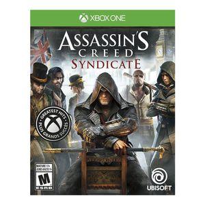 Videojuego Xbox One Assassins Creed Syndicate Latam