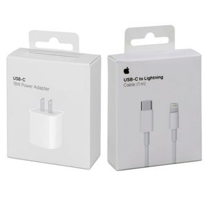 Cargador Apple 18W + Cable 1M USB Tipo C a Lightning iPad iPhone