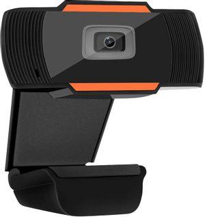 Cámara Web Full HD para PC con Micrófono Integrado de 1080p