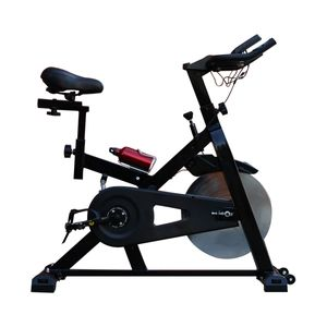 Bicicleta Spinning Black Fit KS Volante 14 kg