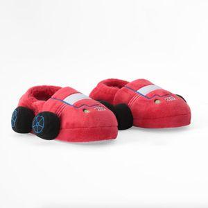 Zapatillas Circus Niño Carro  Rojo