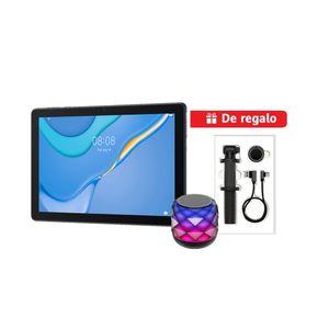 Tablet Huawei Matepad T10 32GB + Parlante Bluetooth + Selfie Stick + USB-C + Kickstand