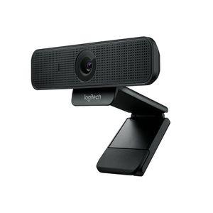 Cámara Web Logitech C925E, Full HD 1080p, USB 2.0