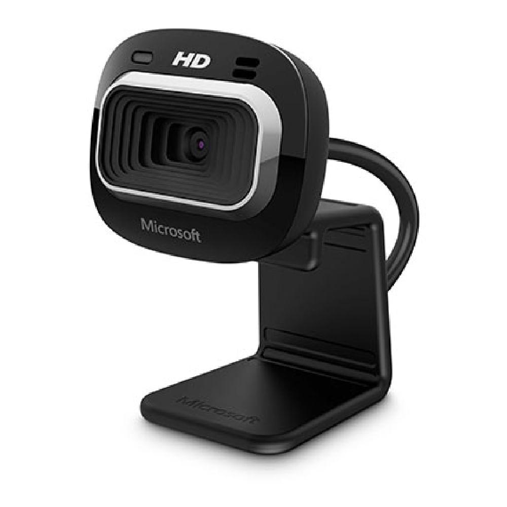 Webcam Microsoft T3H-000011 Lifecam HD-3000 - Real Plaza