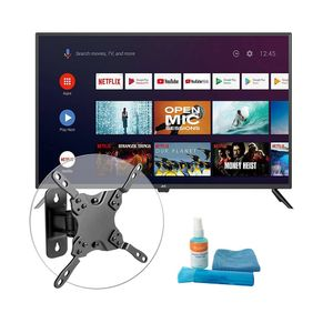 Televisor JVC Led Smart TV FHD 40 LT-40KB308+Rack Móvil JP1342-01