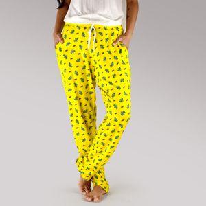 Pantalón de Pijama Mujer Nadra Movni Wow