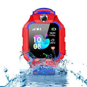 Smartwatch Q89 Kids con GPS Pulsera Inteligente Chip Resistente al Agua Azul