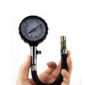 Manómetro Llantas Neumáticos Presión Medidor Aire 100 Psi