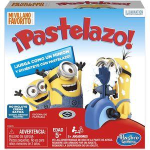 Juego de Mesa Hasbro Pastelazo Minion