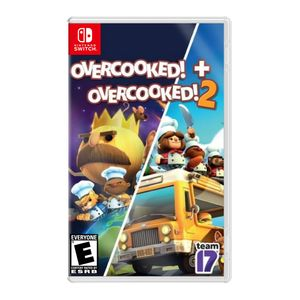 Juego Nintendo Switch Overcooked Special Edition + Overcooked 2 Latam