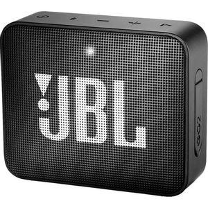 Parlante Portátil Bluetooth JBL GO 2 Negro