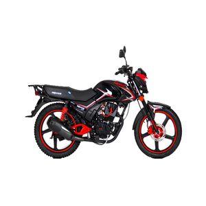 Moto Nexus 150CG Negro Rojo