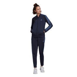 Buzo Adidas Mujer W 3S Tr Ts Azul Oscuro