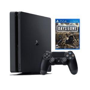 Consola PlayStation 4 Slim 1TB + Days Gone