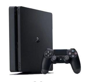 Consola PlayStation 4 Slim 1TB Negro