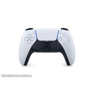 Mando Inalámbrico DualSense PS5 Blanco y Negro