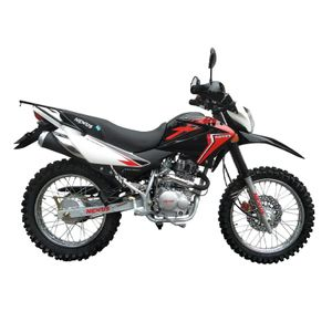 Motocicleta Nexus 200XR1A Negro Rojo