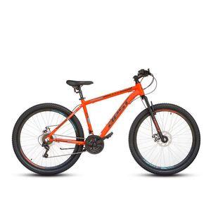 Bicicleta Best Cygnus MTB aro 27.5 Rojo/Negro