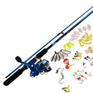 Jarvis Walker Phoenix Ready To Fish Azul