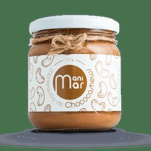 Mantequilla de Chococashew Manimar 200 gr
