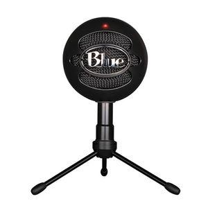 Microfono Blue Snowball Ice USB Cardioid Black