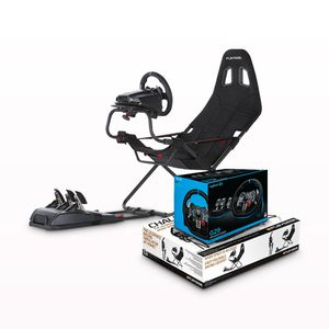 Simulador de Carreras Playseat + Logitech G29