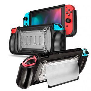 Case para Nintendo Switch Protector Ergonómico con Portajuegos