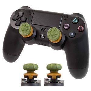 Grips Mando PS4 Dualshock 4 Precisión 2 und Verde Militar