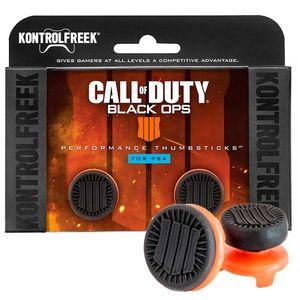 KontrolFreek Call Of Duty para Mando PS4 PS5 FpsFreek Grips Negro