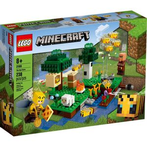 Lego La Granja De Abejas Minecraft 21165