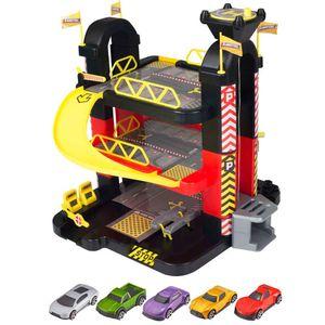 Garaje DOLU Teamsterz  5 Autos