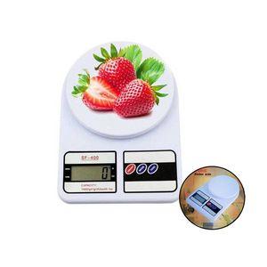Balanza Gramera Digital Kitchen Scale