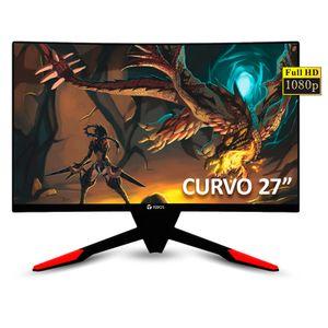 "Monitor Gamer Teros 27"" Curvo TE-3172  165hz 1ms Full HD"
