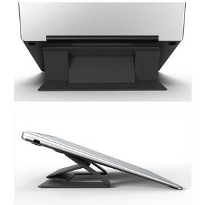 Soporte Invisible para Laptop Negro
