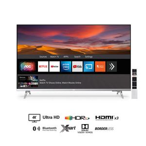 "Televisor AOC LED UHD Smart 50"" 50U6305"