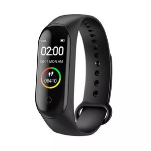 Smart Band Reloj M4 Deportivo Bluetooth Negro