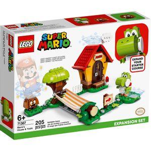 Set de expansion casa de Mario y Yoshi 71367 LEGO Super Mario