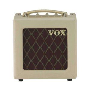 Amplificador combo para Guitarra VOX AC4TV MINI Blanco