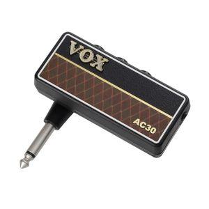 Mini Amplificador cabezal Guitarra VOX AP2-AC Negro