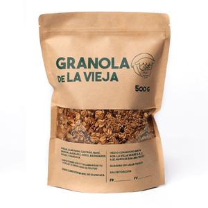 Granola La Vieja Verde 500 gramos