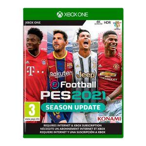 Juego Xbox One PES 2021 Season Update Euro