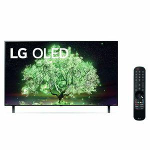 "Televisor LG OLED 4K ThinQ AI 65"" OLED65A1 2021"