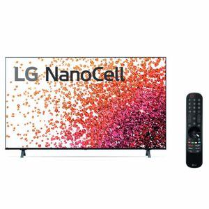 """Televisor LG NanoCell 4K ThinQ AI 55"""" 55NANO75 2021"""