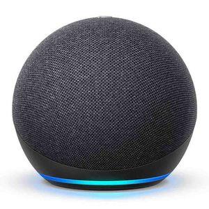 Altavoz Inteligente Amazon Echo Dot 4ta Gen con Alexa Negro