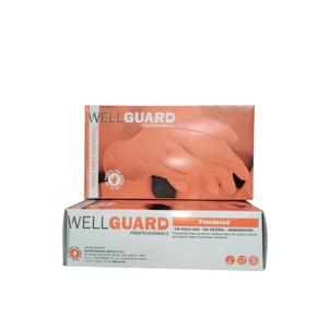 Guantes Latex WellGuard Talla S