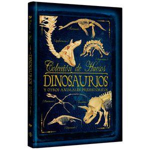 Colección de Huesos de Dinosaurios