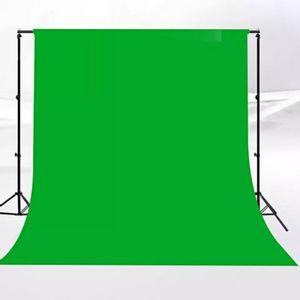 Kit Chroma Fondo Verde para Estudio Foto y Video con Parantes