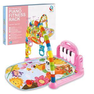 Gimnasio Musical para Bebes Niña 696-R22