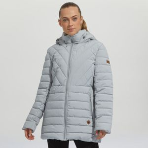 Casaca Hi-Tec Mujer Long Jacket